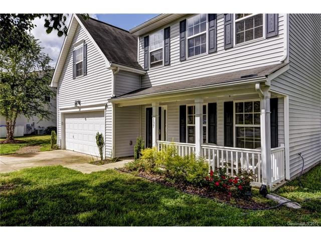 137 Jacobs Woods Circle, Troutman, NC 28166 (#3273683) :: LePage Johnson Realty Group, Inc.