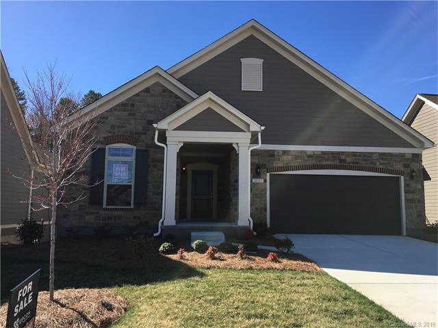 1323 Garden Vista Drive #61, Stallings, NC 28104 (#3276800) :: LePage Johnson Realty Group, LLC