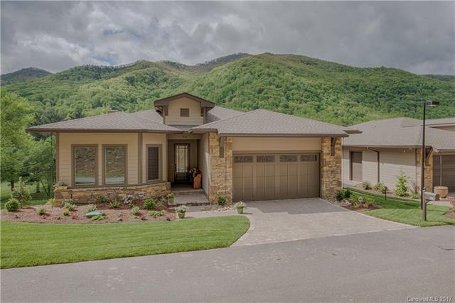 6 Plateau Drive #6, Maggie Valley, NC 28751 (#3278809) :: Puffer Properties