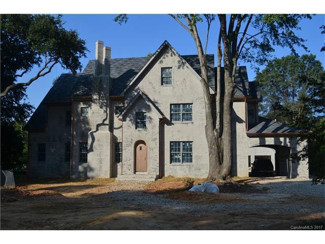 3912 Arbor Way, Charlotte, NC 28211 (#3283267) :: Pridemore Properties