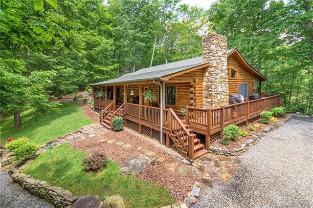 334 Whispering Pine Lane, Burnsville, NC 28714 (#3286215) :: LePage Johnson Realty Group, LLC