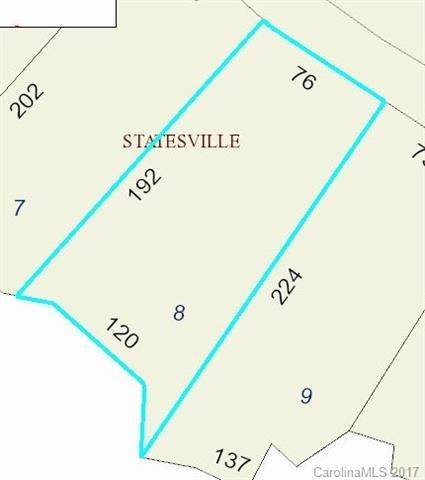 Lot 8 Beauty Street Lot 8, Statesville, NC 28625 (#3288212) :: Zanthia Hastings Team