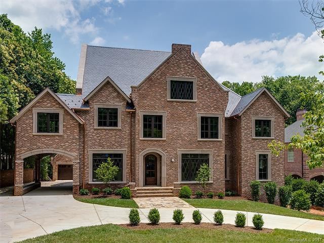 3717 Arborway None, Charlotte, NC 28211 (#3288779) :: The Temple Team