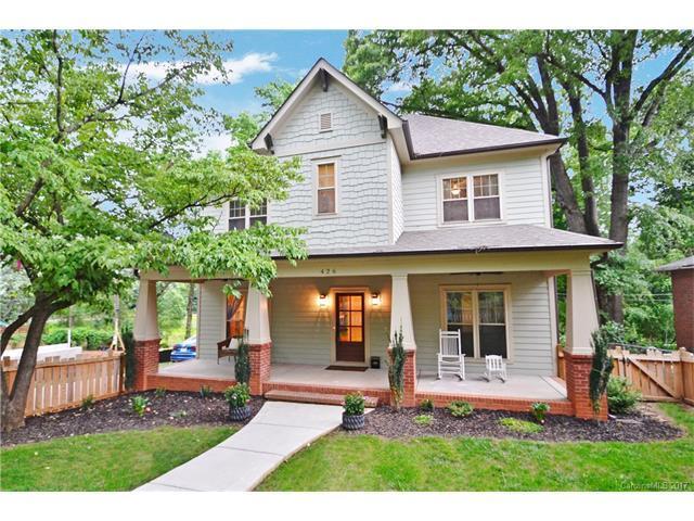 426 Lorna Street, Charlotte, NC 28205 (#3290185) :: SearchCharlotte.com