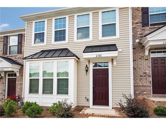 6506 Hasley Woods Drive #103, Huntersville, NC 28078 (#3292121) :: Cloninger Properties