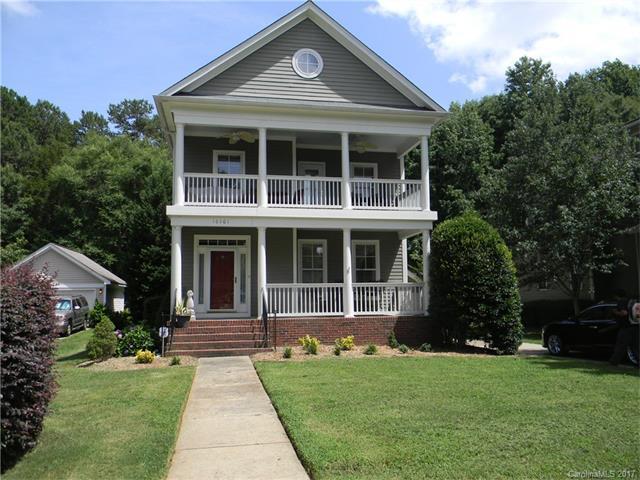 16301 Kelly Park Circle, Huntersville, NC 28078 (#3295156) :: Pridemore Properties