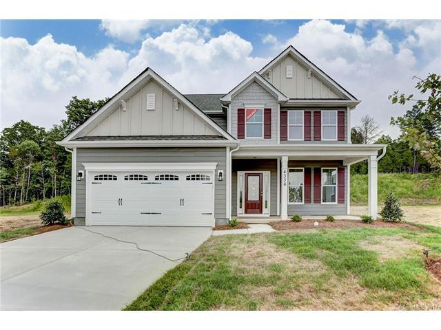 4336 Falls Lake Drive SW Lot 32, Concord, NC 28025 (#3296049) :: Exit Mountain Realty