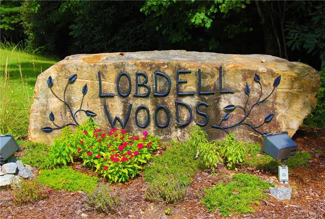Lot 44 Fern Cove Lane #44, Pisgah Forest, NC 28768 (#3297630) :: Odell Realty Group