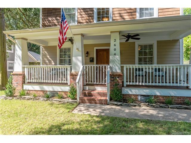 2604 Bay Street, Charlotte, NC 28205 (#3298354) :: The Ann Rudd Group