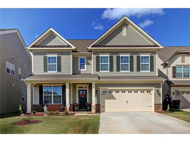 113 Creekside Crossing Lane, Mooresville, NC 28117 (#3299025) :: Exit Mountain Realty