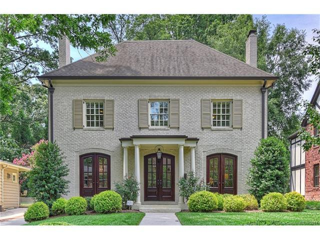 2020 Beverly Drive, Charlotte, NC 28207 (#3300411) :: High Performance Real Estate Advisors