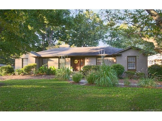 6036 Glenridge Road, Charlotte, NC 28211 (#3301737) :: Pridemore Properties