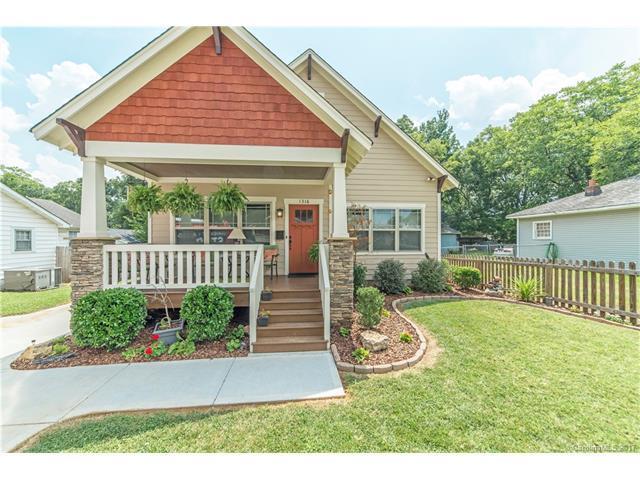 1316 Downs Avenue, Charlotte, NC 28205 (#3303201) :: Pridemore Properties