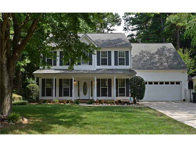 11920 Henderson Hill Road, Huntersville, NC 28078 (#3303356) :: Pridemore Properties