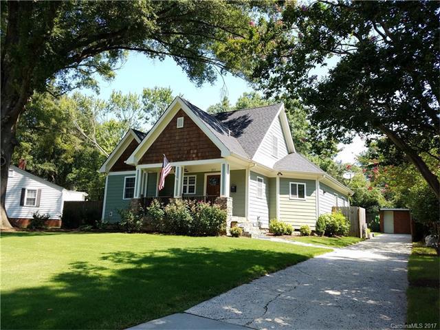 311 Dover Avenue, Charlotte, NC 28209 (#3303491) :: SearchCharlotte.com