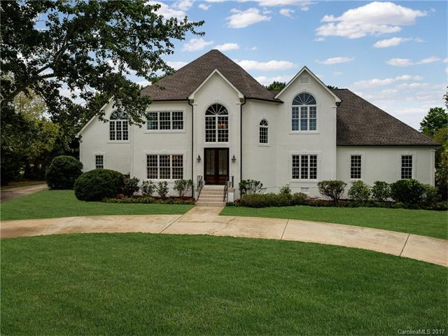 11900 Pine Valley Club Drive, Charlotte, NC 28270 (#3305479) :: Miller Realty Group
