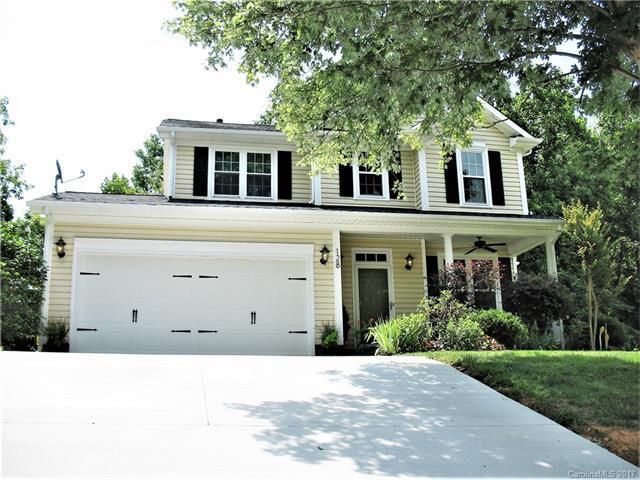 128 Citation Drive, Mooresville, NC 28117 (#3307121) :: Cloninger Properties