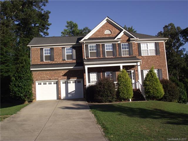 9727 Tufts Drive, Mint Hill, NC 28227 (#3307582) :: Rinehart Realty