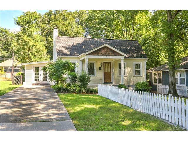 2021 Bay Street, Charlotte, NC 28205 (#3309679) :: The Ann Rudd Group