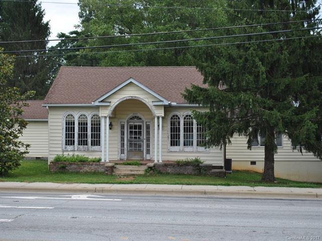 2030 Asheville Highway 6 & 7, Hendersonville, NC 28791 (#3310047) :: High Performance Real Estate Advisors