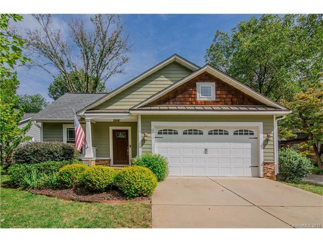 2225 Bay Street, Charlotte, NC 28205 (#3312762) :: The Ann Rudd Group