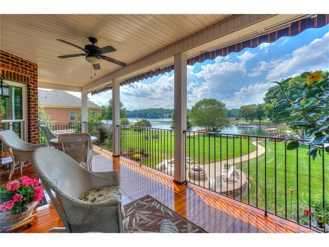 4305 Pointe Norman Drive, Sherrills Ford, NC 28673 (#3314536) :: Besecker Homes Team