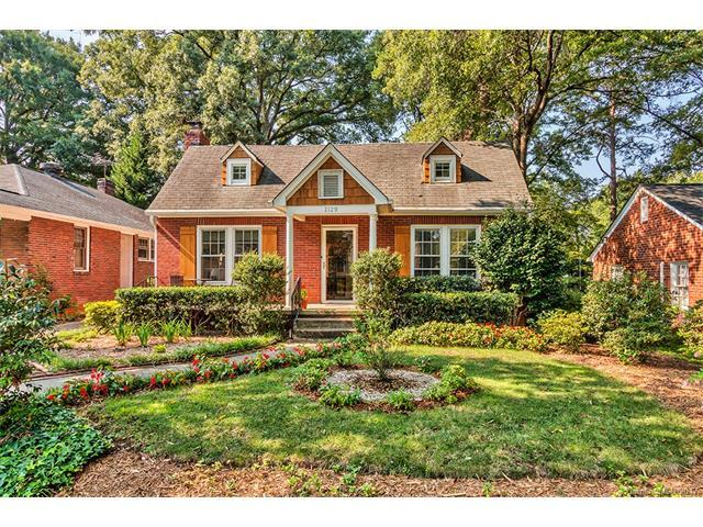 2120 Chesterfield Avenue, Charlotte, NC 28205 (#3318259) :: The Ann Rudd Group