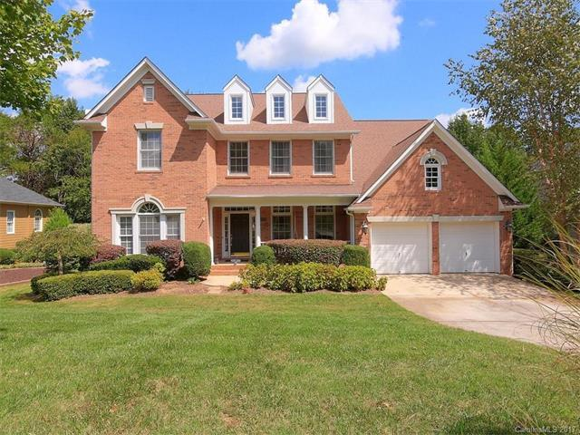 10001 Reniston Drive, Charlotte, NC 28210 (#3318587) :: RE/MAX Metrolina