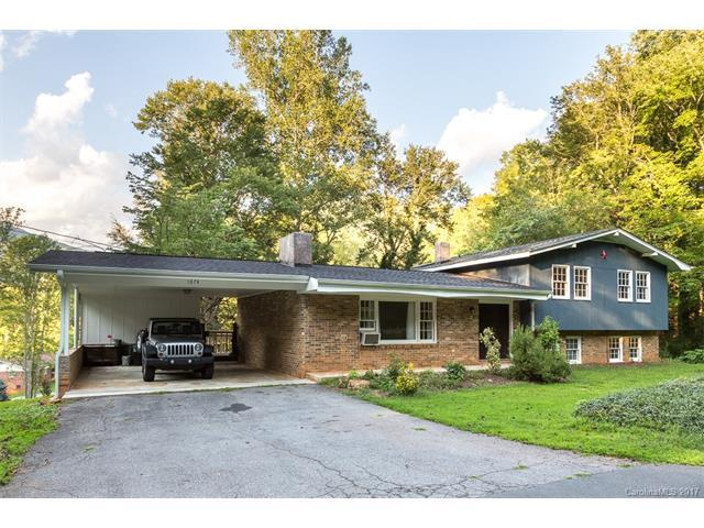 1074 University Heights Road #22, Cullowhee, NC 28723 (#3320287) :: Miller Realty Group