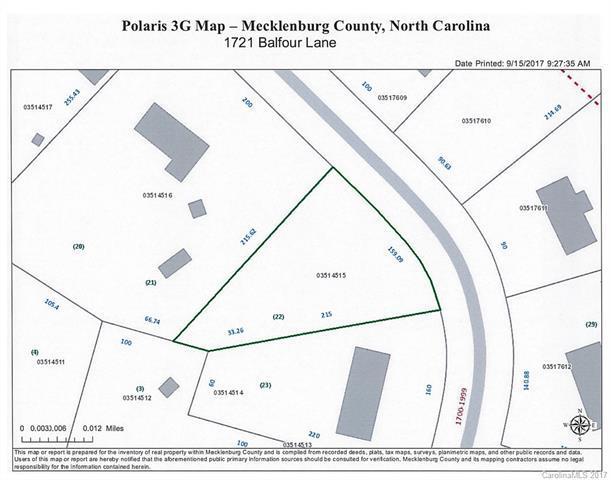 1721 Balfour Lane, Charlotte, NC 28216 (#3320538) :: MartinGroup Properties