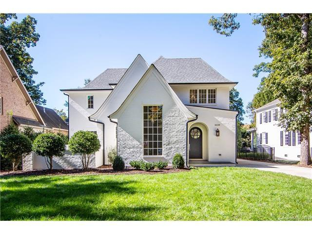 2638 Hampton Avenue, Charlotte, NC 28207 (#3321027) :: Team Lodestone at Keller Williams SouthPark