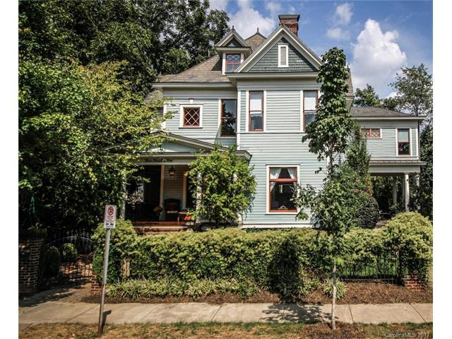 301 E Kingston Avenue, Charlotte, NC 28203 (#3322539) :: The Ann Rudd Group