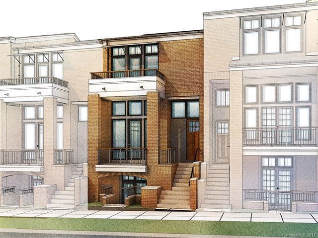 2809 N Brevard Street Unit 9, Charlotte, NC 28205 (#3323275) :: The Temple Team