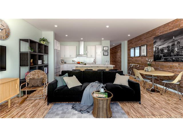 2817 N Brevard Street Unit 11, Charlotte, NC 28205 (#3323279) :: Pridemore Properties