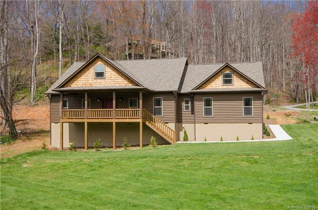 59 Hickory Drive, Waynesville, NC 28786 (#3324633) :: The Andy Bovender Team