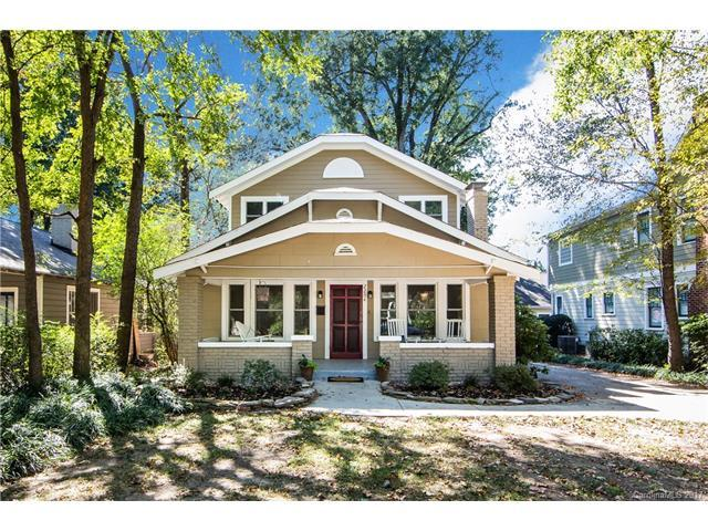 2204 Shenandoah Avenue, Charlotte, NC 28205 (#3325284) :: The Ann Rudd Group