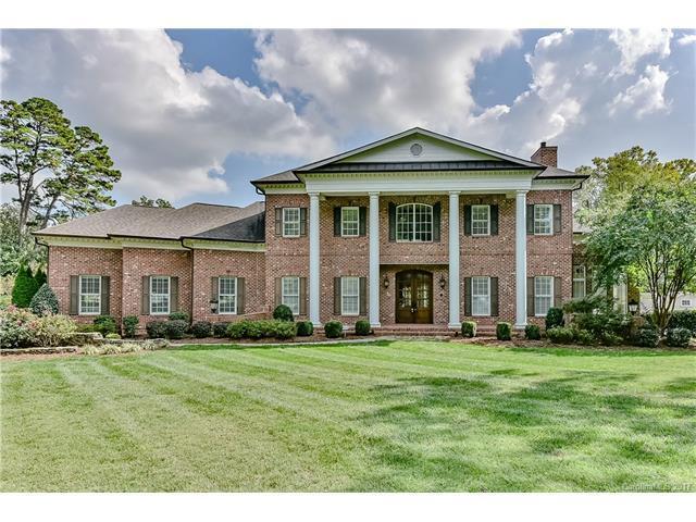 2105 S Wendover Road, Charlotte, NC 28211 (#3326049) :: Pridemore Properties