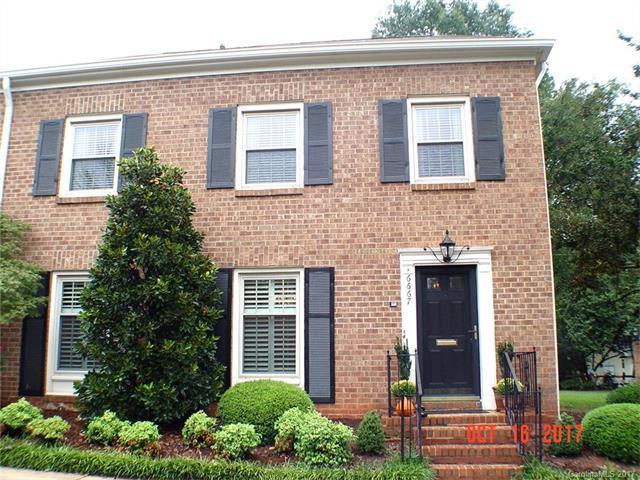 6667 Bunker Hill Circle, Charlotte, NC 28210 (#3327172) :: High Performance Real Estate Advisors