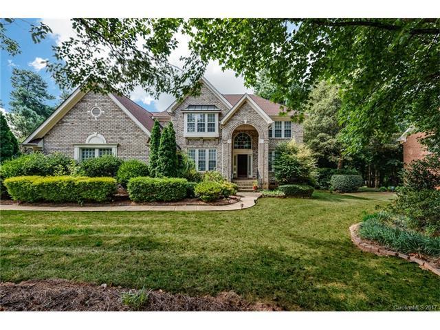 105 Hunter Spring Lane, Mooresville, NC 28117 (#3327349) :: Besecker Homes Team