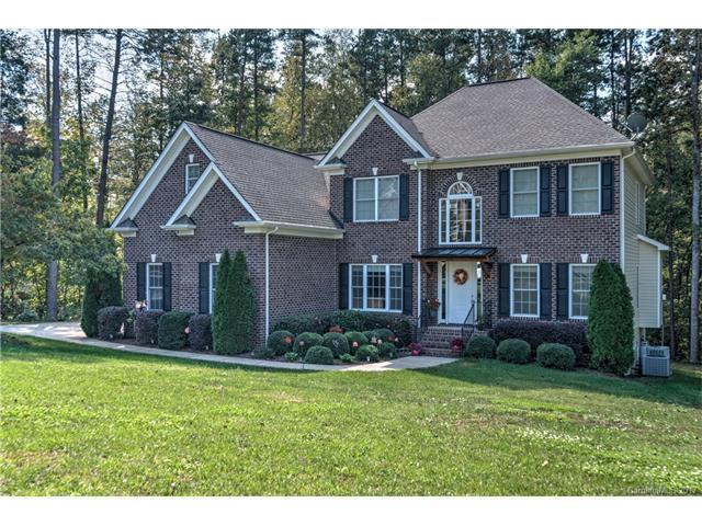 180 Winding Creek Drive, Troutman, NC 28166 (#3327672) :: LePage Johnson Realty Group, Inc.
