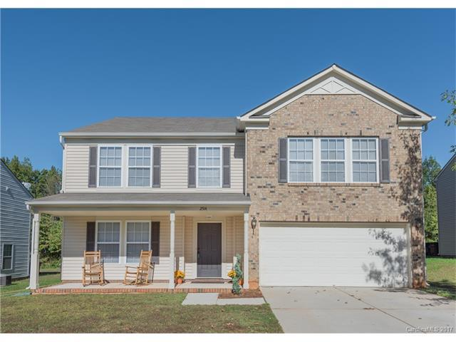2514 Spring Breeze Way, Monroe, NC 28110 (#3329351) :: TeamHeidi®