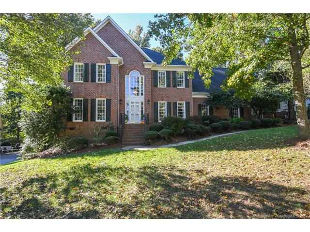 2415 Honey Creek Lane, Matthews, NC 28105 (#3329457) :: High Performance Real Estate Advisors