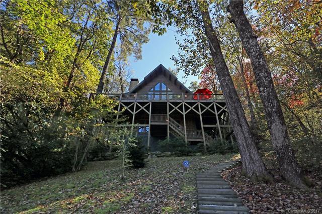 319 Hiwassee Road 7A, Lake Toxaway, NC 28747 (#3329829) :: Puffer Properties