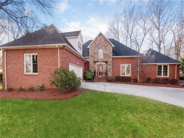6600 Colston Court, Charlotte, NC 28210 (#3330874) :: Exit Mountain Realty