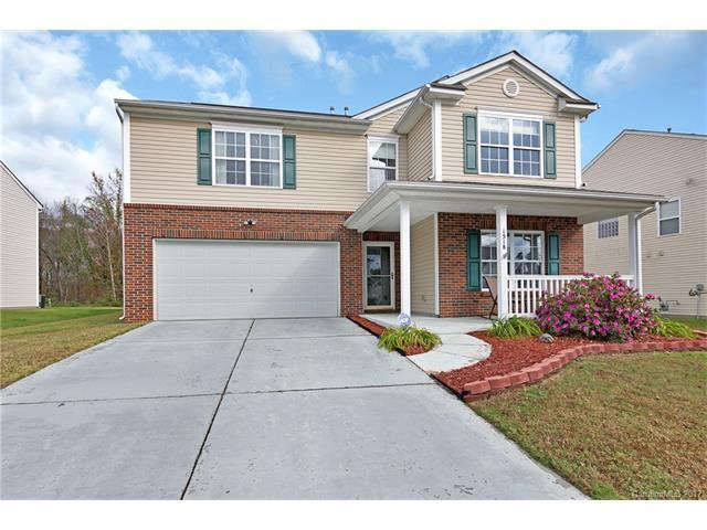 1518 Cold Creek Place, Huntersville, NC 28078 (#3332147) :: LePage Johnson Realty Group, Inc.