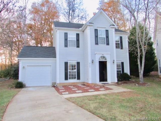 8605 Treyburn Drive, Charlotte, NC 28216 (#3332373) :: Puma & Associates Realty Inc.
