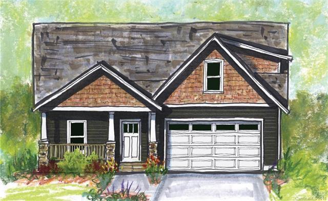 16 Woodbridge Park Drive #16, Asheville, NC 28803 (#3334440) :: LePage Johnson Realty Group, LLC
