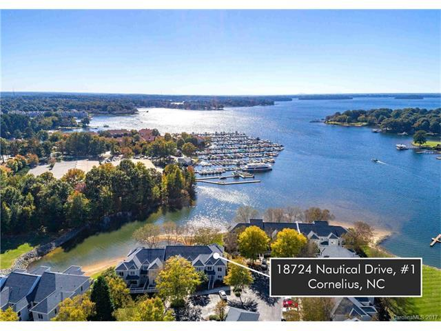 18724 Nautical Drive #1, Cornelius, NC 28031 (#3334453) :: LePage Johnson Realty Group, Inc.