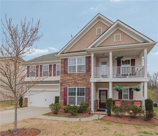 4928 Elementary View Drive, Charlotte, NC 28269 (#3336280) :: The Ramsey Group