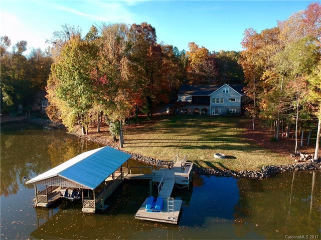 9418 Windy Gap Road, Charlotte, NC 28278 (#3337428) :: Stephen Cooley Real Estate Group